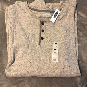 NWT! Men's old navy long sleeve shirt